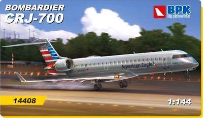 American Eagle /& Air Canada Express BPK14402 BPK 1//144 Bombardier CRJ-200