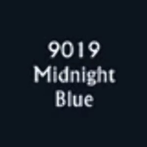azul de medianoche 09019 Reaper Master Series Pintura