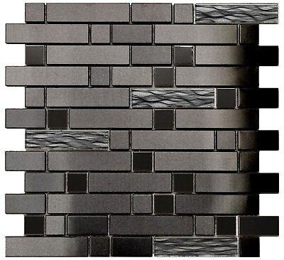 Kitchen Bath Backsplash Fireplace Black