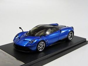 Pagani-Huayra-Welly-41011GW-blau-New-in-Original-Package-1-43