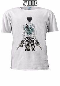 Anime Attack on Titan Manga Anime T-shirt Vest Tank Top Men Women Unisex 352