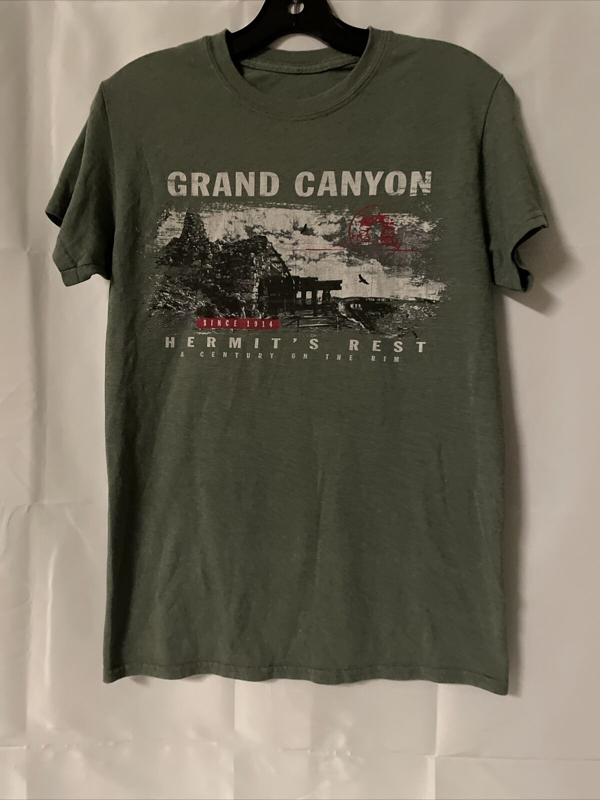 Grand Canyon Hermit's Rest T-Shirt Size Small