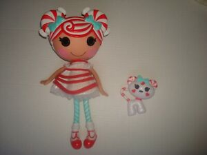 LALALOOPSY-MINT-E-STRIPES-PEPPERMINT-FULL-SIZE-DOLL-WITH-PET-FREE-SHIPPING