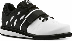 Reebok Lifter PR BD2631 Weightlifting Shoes Bodybuilding Boots Gym Training Gr