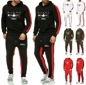 NEW-Mens-Michael-Air-Legend-23-Jordan-Wings-Tracksuit-Hoodie-amp-Pants-Men-Sportwear