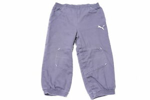 3b75e8193527 Image is loading PUMA-Boys-Trousers-Size-12-Small-W18-L16-