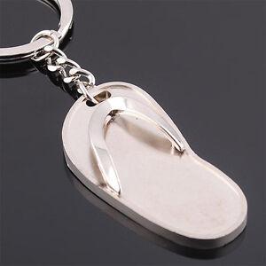 Flip-Flops-Keychain-Keyring-KeyBag-Car-Chain-Ring-Gift-Z