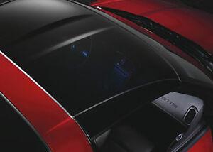 2005 2013 C6 Corvette Gm Transparent Tinted Removable Roof Panel 12499572 Ebay
