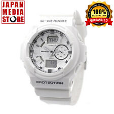 CASIO G-SHOCK GA-150-7AJF Big Case NEW Street Fashion Total White GA-150-7A