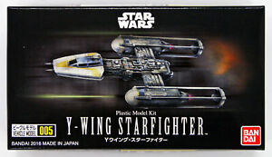 Bandai-Star-Wars-Vehiculo-Modelo-005-Y-Wing-Star-Luchador-Kit-090540