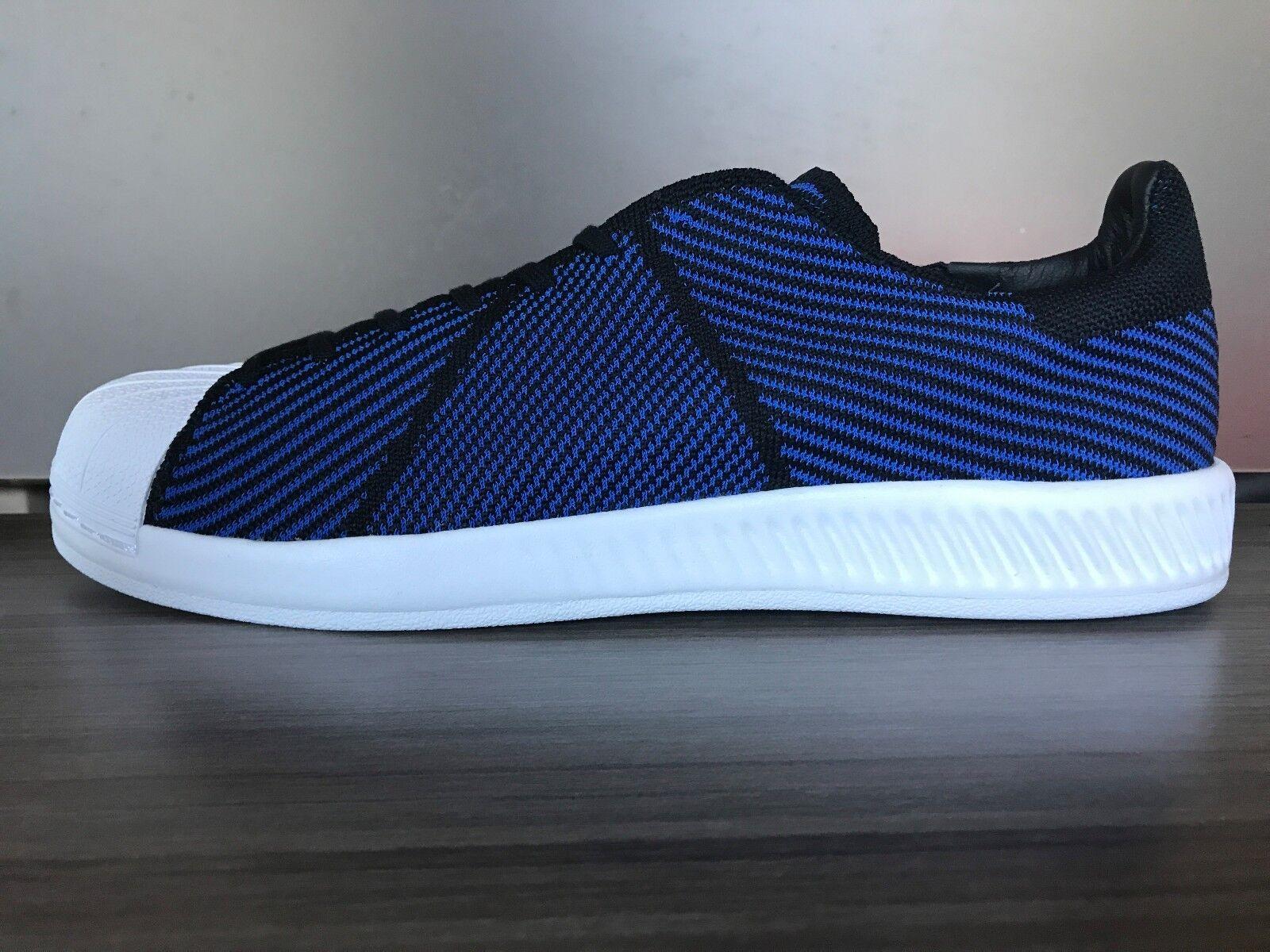 Adidas Originals hombres Superstar primeknit Bounce zapatos hombres Originals tamaño US 9,5 reducción de precios el último descuento zapatos para hombres y mujeres 7d853c