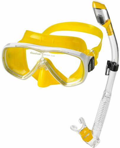 Cressi Onda Colorama Mask Snorkel Combo