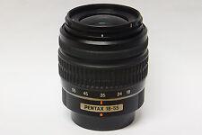 smc  Pentax DA-L 18-55 mm AL Objektiv gebraucht