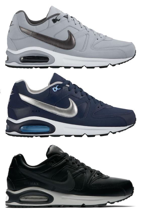Nike Air Max Command cuero, zapatillas cortos, Ltd, Classic, calzado deportivo, marca de zapatillas cuero, 749760 5ebc0f