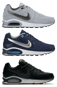 top quality various colors check out Nike Air Max Commande Cuir Baskets Ltd Classic Chaussures de ...