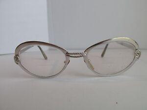 395c9b4aa89 Image is loading Vintage-AMOR-Eyewear-Eyeglasses-FRAMES-50-17-130-
