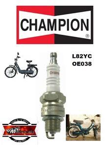 L82YC-CANDELA-ORIGINALE-CHAMPION-PIAGGIO-SI-CIAO-BRAVO-BOXER-GRILLO-BOSS-VESPA-S