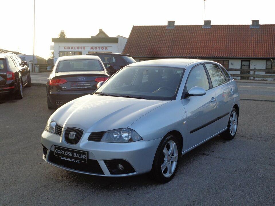 Seat Ibiza 1,4 16V 100 Reference – dba.dk – Køb og Salg af ...