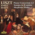 Liszt: Piano Concertos Nos. 1 & 2; Sonata in B minor; Mephisto Waltz (CD, Jul-2007, Alto)