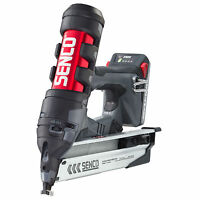 Cordless 2 1/2 Angled Finish Nailer Senco F-16a on sale