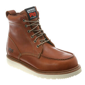 Details about Timberland PRO Men's Rust Wedge Sole 6