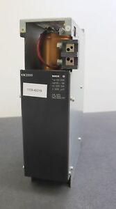BOSCH-Kondensatormodul-KM-2200-Artikelnr-048799-109-520VDC-50A-C-2200-F