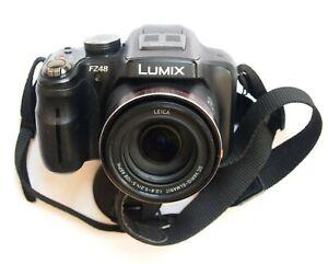 Vollspektrum-UMBAU-Panasonic-LUMIX-FZ48-Infrarot-Infrarotkamera-Full-Spectrum-IR