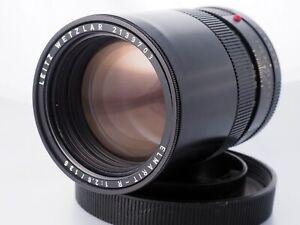 Leica Elmarit-R 135 mm f/2.8 lens (single cam)