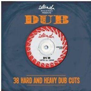 Various-Artists-Island-Presents-Dub-Various-New-CD-UK-Import