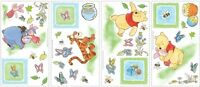 Winnie The Pooh Wall Stickers 49 Eeyore Tigger Piglet Decals Nursery Decor