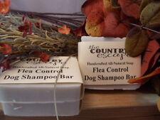 Flea Control Doggy Shampoo Bar - Organic - Vegan - Handcrafted - Natural
