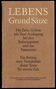 Lebens-Grund-Saetze-Die-Zehn-Gebote-mit-ihrer-Auslegung-bei-den-1986