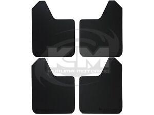 Set-of-4-Rally-Armor-Universal-Basic-Mud-Flaps-Guards-w-Black-Logo