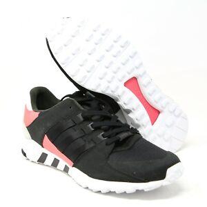 antepasado impaciente infierno  Adidas Eqt Soporte RF Zapatillas Running Negro Turbo Rojo Rosa Blanco Talla  13   eBay