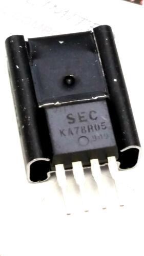 KA78R05 con disipador térmico conectado deserción Regulador De Voltaje
