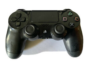 Sony-DualSchock-PS4-PlayStation-Wireless-Controller-Gen-1-Jet-Black