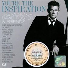 You're the Inspiration: The Music of David Foster & Friends by Various Artists (CD, 2008, 2 Discs, Reprise)
