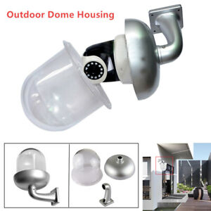 Waterproof-Outdoor-Dome-Housing-Enclosure-for-Security-IP-Pan-Tilt-Camera-Pretty