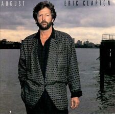August by Eric Clapton (CD, Feb-1995, Warner Bros.)