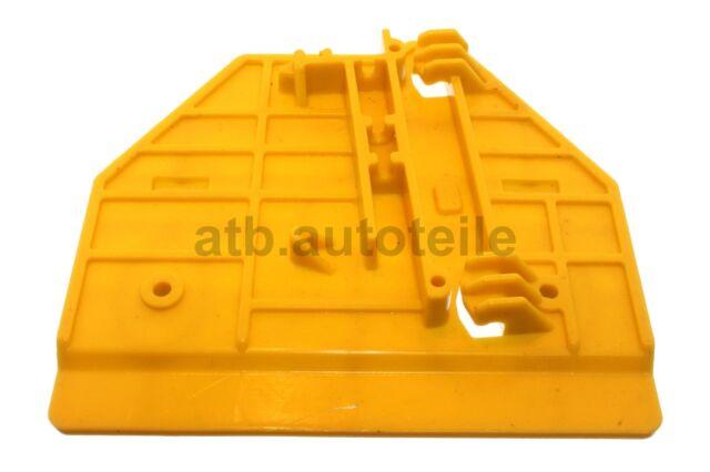 1x Gleitstück Fensterheber Reparatursatz für Audi A6 4FHinten Rechts