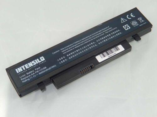 n230-STORM ORIGINALE intensilo ® BATTERIA 6.000mah per Samsung n220p