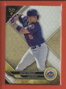 David-Wright-2017-Topps-Triple-Threads-Card-57-New-York-Mets-Baseball-MLB