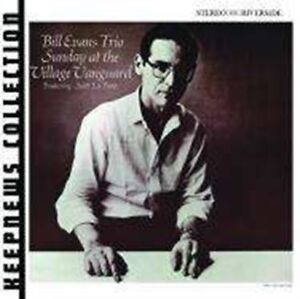 Bill-Evans-Trio-Sunday-At-The-Village-Vanguard-keepnews-Collection-NEW-CD