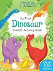 My First Dinosaur Sticker Activity Book by David Hitch (Paperback, 2014)