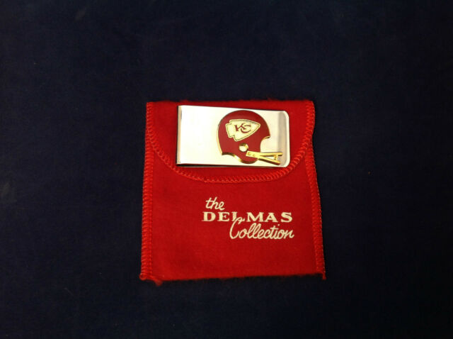 Kansas City Chiefs  VINTAGE MONEY CLIP  by Golf Masters - Delmas Collection