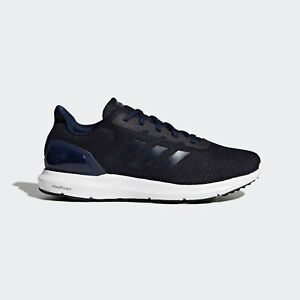 c26259516bb970 Image is loading Mens-Adidas-Cosmic-2-Collegiate-Navy-Running-Athletic-