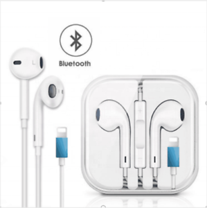 Wired Bluetooth Earphones For Iphone Xr 11 Pro Max 8 7 Plus Earbuds Headset Ebay