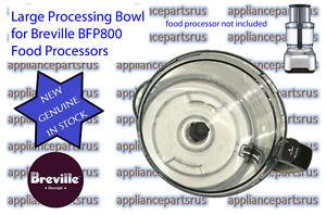Breville-BFP800-Food-Processor-Large-Processing-Bowl-BFP800-197-NEW-GENUINE