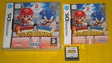 MARIO & SONIC AI GIOCHI OLIMPICI Nintendo Ds Versione Italiana e and »» COMPLETO