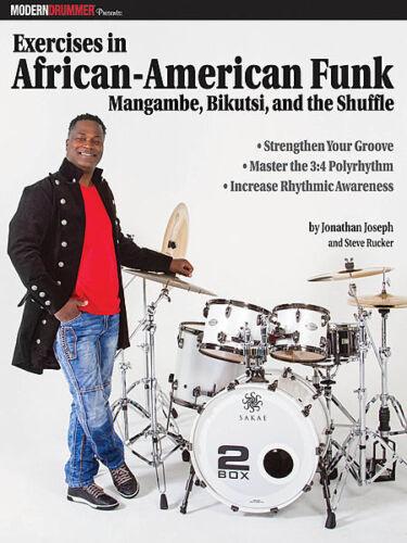 Modern Drummer Presents Exercises in African-American Funk Mangambe Bi 000146822